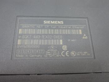 Siemens 6GK7443-1EX02-0XE0