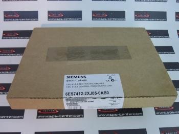 Siemens 6ES7412-2XJ05-0AB0