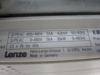 Lenze EVF 8223-E Umrichter