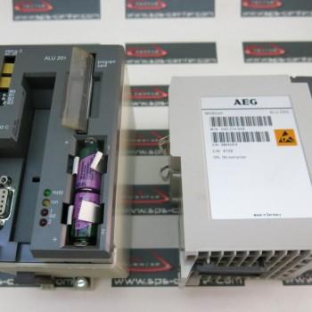AEG / Modicon / Schneider- Alu 201L