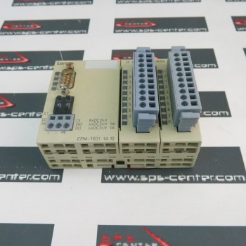 Lenze EPM-T831 1A.10   IP20