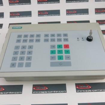 Siemens 6AV9010-1FA00 PBT20  Prezessbedientastatur
