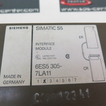 Siemens 6ES5305-7LA11