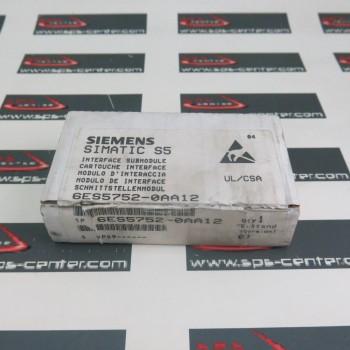 Siemens 6ES5752-0AA12