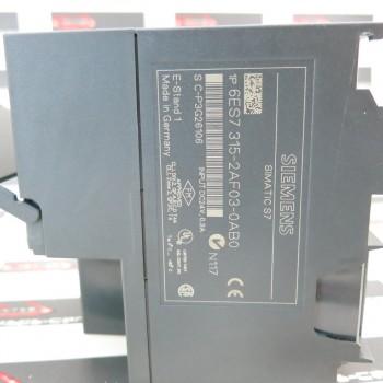 Siemens 6ES7315-2AF03-0AB0