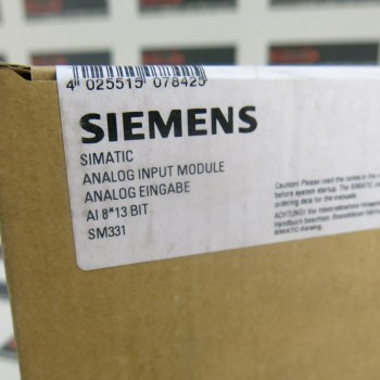 Siemens 6ES7331-1KF02-0AB0
