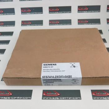 Siemens 6ES7414-2XG03-0AB0