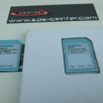 Siemens 6ES7953-8LL31-0AA0 MMC