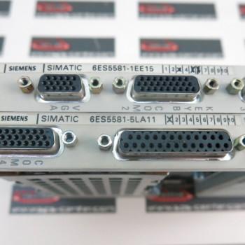 """Siemens """"CP581"""" 6ES5581-1EE15"""
