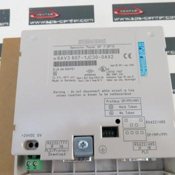 Siemens OP7 6AV3607-1JC30-0AX1