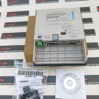 Siemens Simatic 6AV3607-1JC30-0AX2 OP7/DP