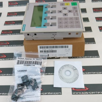 Siemens Simatic 6AV3607-1JC30-0AX2 OP7/DP