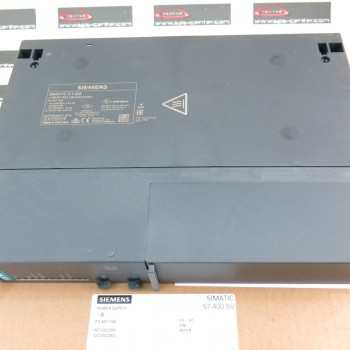 Siemens Simatic 6ES7407-0KA02-0AA0