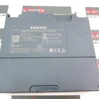 Siemens Simatic Net 6GK7 343-1cx10-0xe0