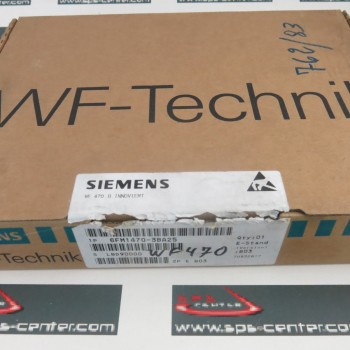 Siemens WF 470 6FM1470-3BA25